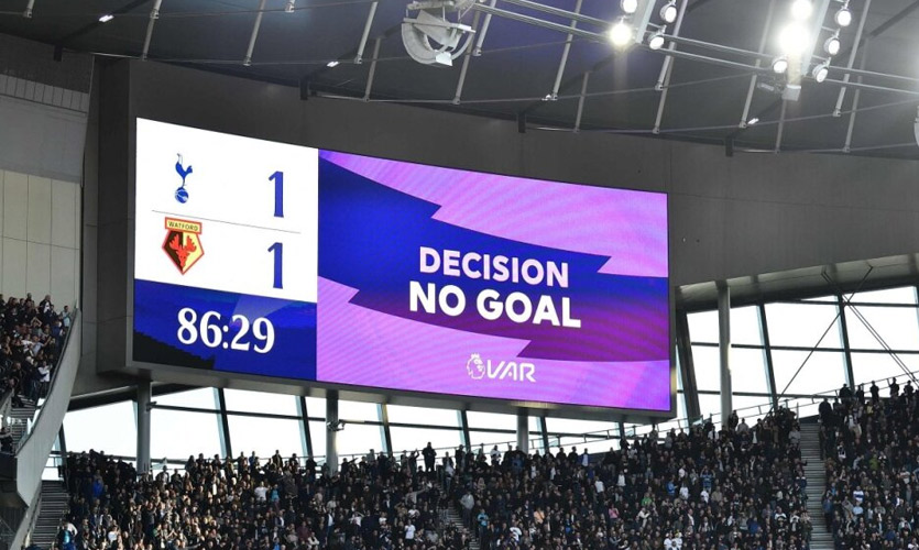 VAR has changed Football