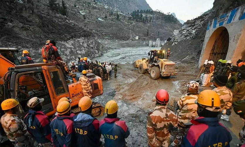 Rapid Commercialisation On Hill Stations Might Be Causing Natural Disasters