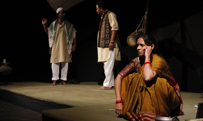 Experimental Theatre 'Stories In A Song' By Shanbag Marked Its 10th Anniversary