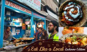 Lucknow Street Food - Shukla Chaat