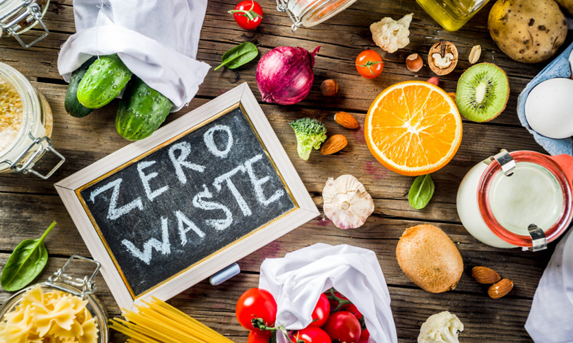 Zero Waste Cooking Is Helping Prevent Food Wastage