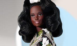 Black Barbie Models For Designer Richard Quinn's New Collection