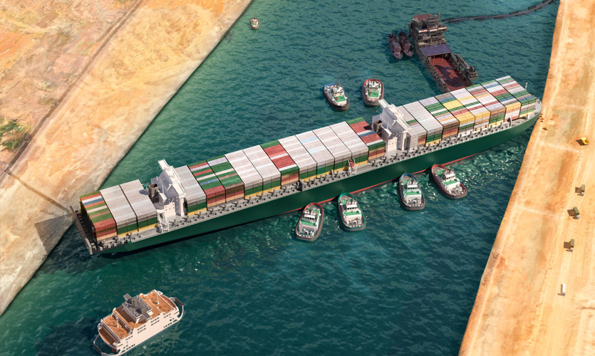 Suez Canal Crisis: How The Ship Blockage Affects India