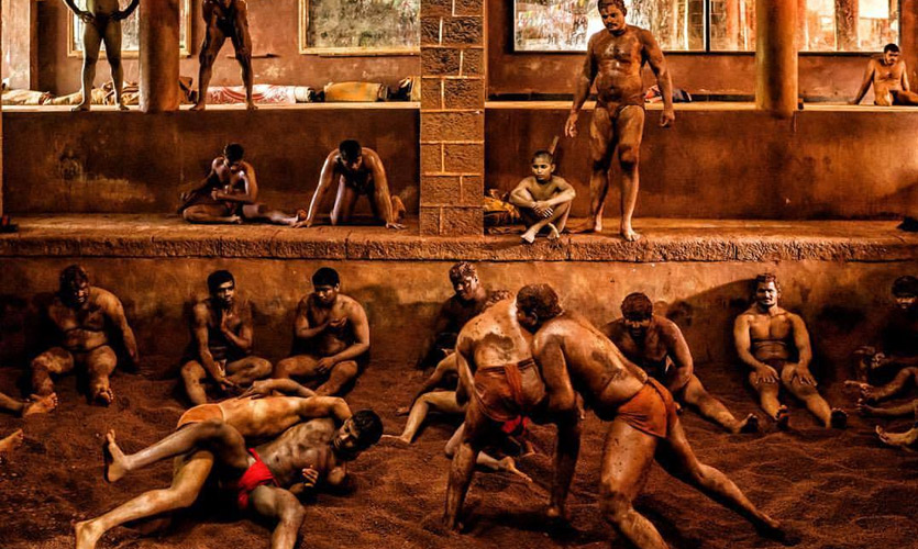 Mud Wrestling Suffers As Covid Has Hit The Economy