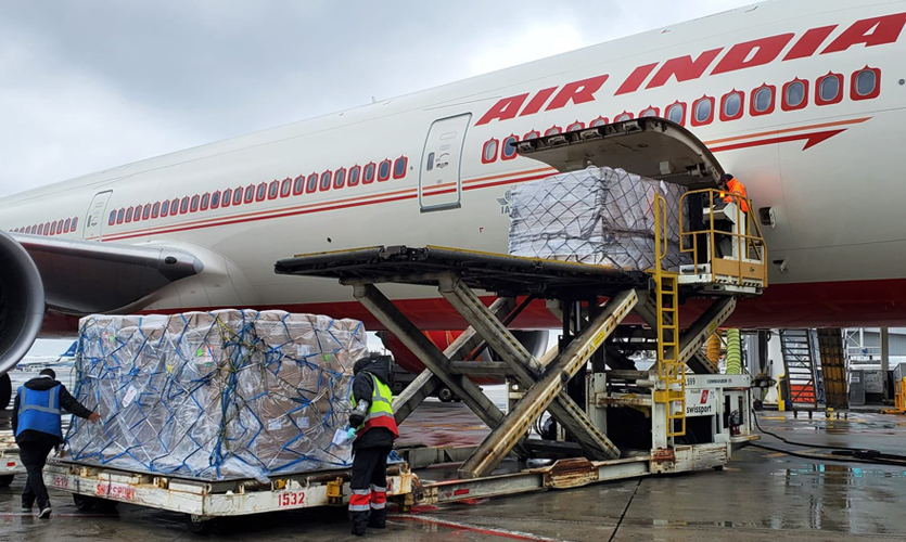 Air India will bring 600 oxygen concentrators