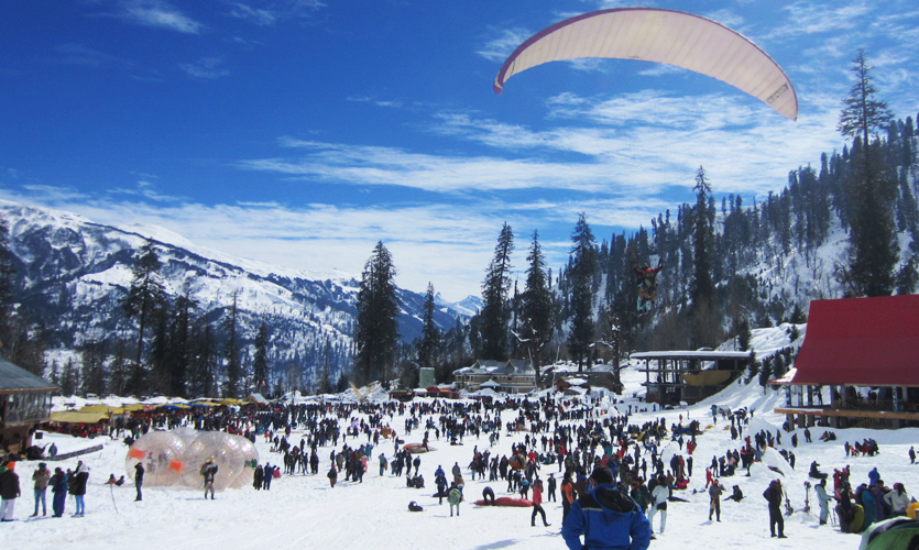 Winter Sports Centre To Be Established In Himachal Pradesh