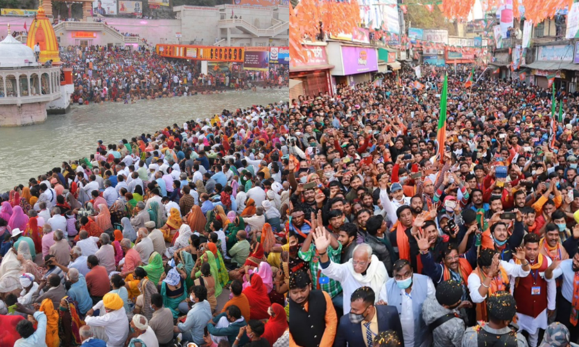 Elections & Kumbh Mela Have Become India's COVID-19 Super Spreaders