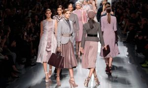 the fashion industry is bargaining on diversity