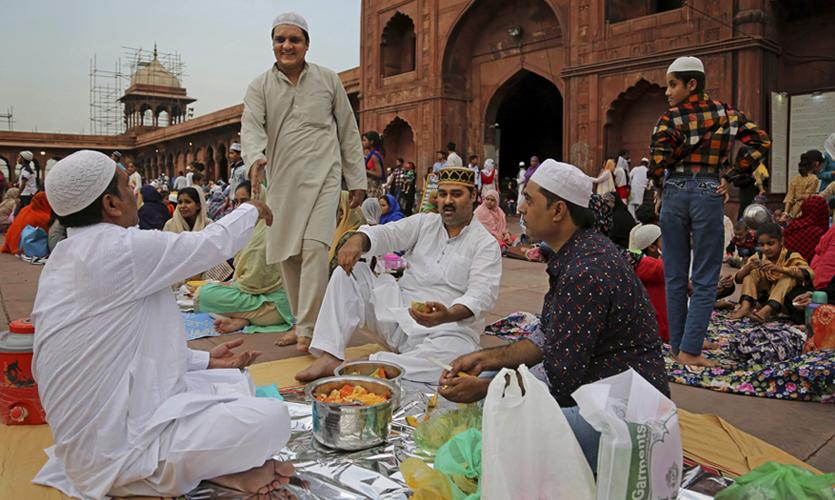 fasting during Ramzan