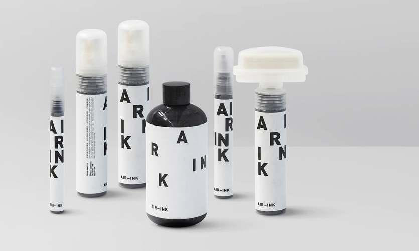 This Company Turns Air Pollutants Into A Carbon Negative Black Ink