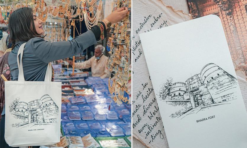 Richa Dalwani Is Turning Ahmedabad's Heritage Into Art