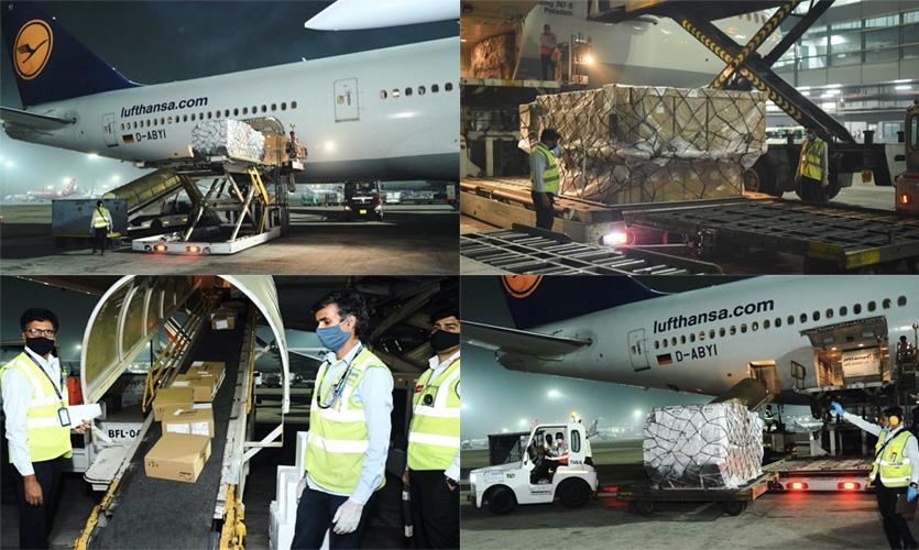 countries sending aid to help India's COVID-19 crisis