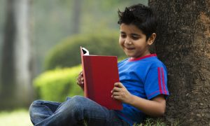 Here's Statistical Proof To Why Your Kid Should Read Often