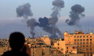 Israel-Palestine Violence Escalates; Middle East On Brink Of New War