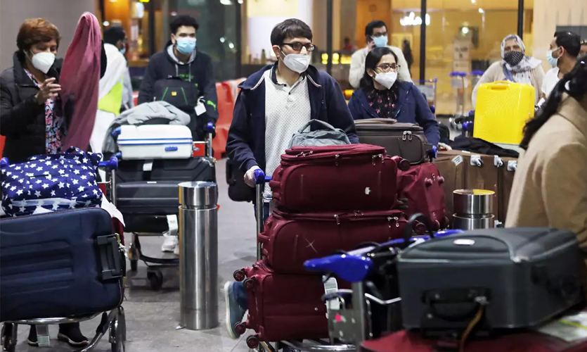 """With rising COVID-19 cases in India and the """"double mutant"""" virus being found in the country, many countries have imposed an India travel ban."""