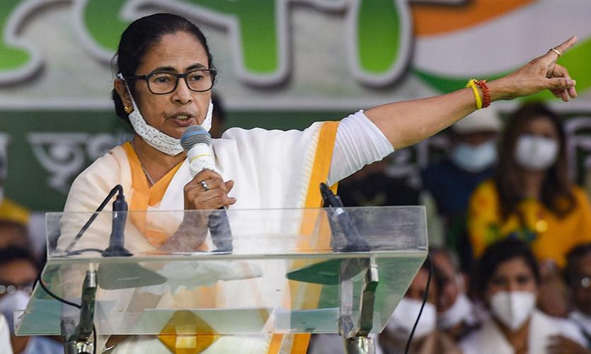 Mamata Banerjee-led TMC wins West Bengal