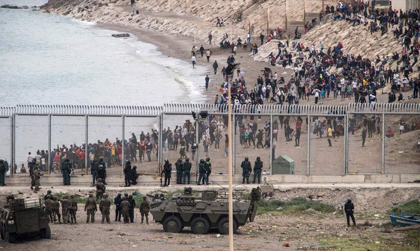 Ceuta Border Emergency: A Product of Pandemia