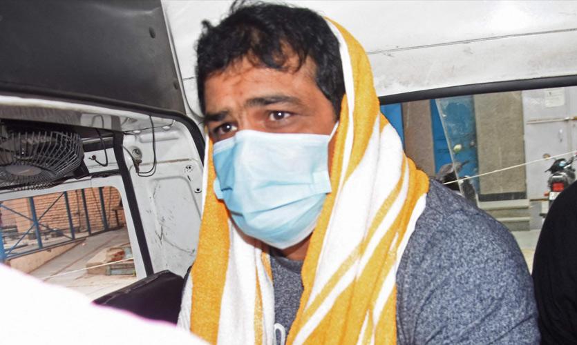Wrestler Sushil Kumar Arrested, Associate Filmed The Murder To Ensure Influence