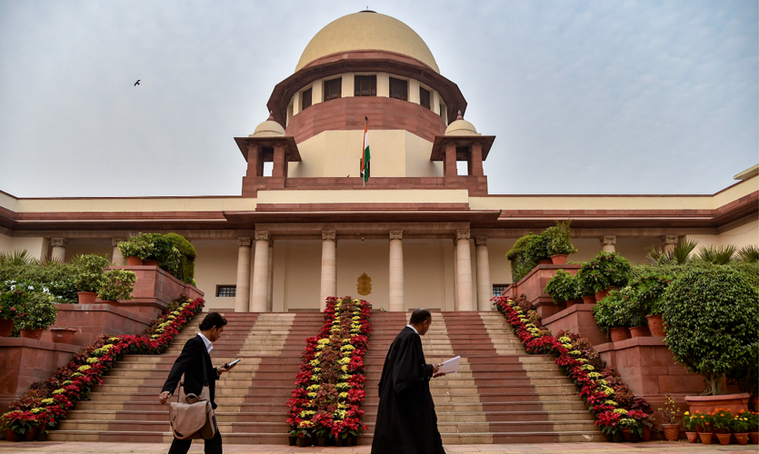 Cannot Remain A Mute Spectator Amid National Crisis: SC