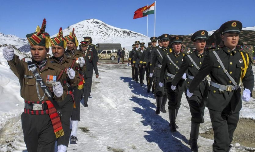 Army Chief On Ladakh Squabble With China