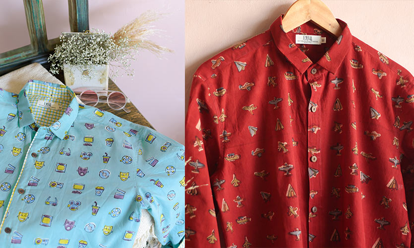 Chhapa Designs Quirky Clothes By Reviving A 300-Year-Old Art Form