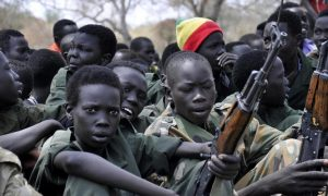 Child Soldiers Carried Out Burkina Faso Massacre: UN