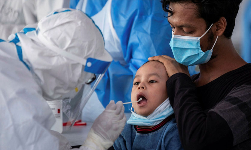 How Is India Preparing To Inoculate Children Against COVID-19?