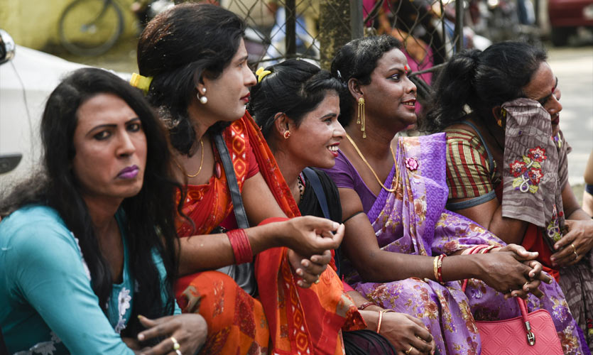 Without Ration Cards Transgenders Cannot Acquire Relief Funds