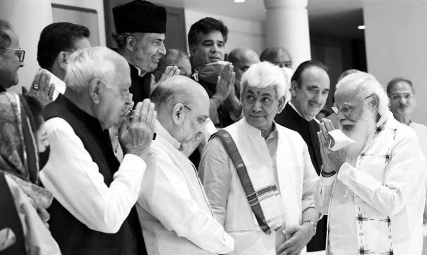 Revisiting Jammu & Kashmir's Reorganisation And Article 370
