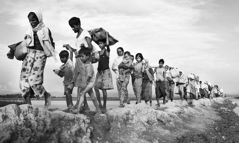 The Curious Case Of Compassion Fatigue With The Rohingyas