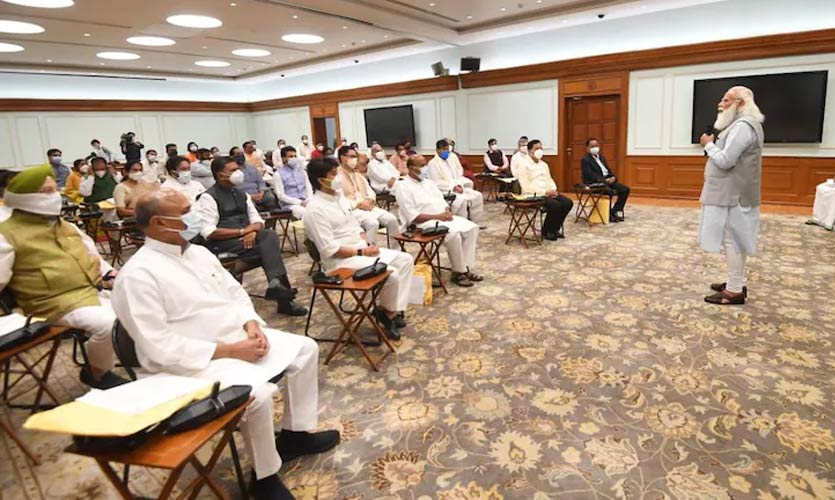 All You Need To Know About The Centre's Cabinet Reshuffle