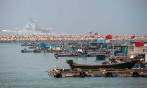 China: No Depth In Simularity's Analysis Of The South China Sea