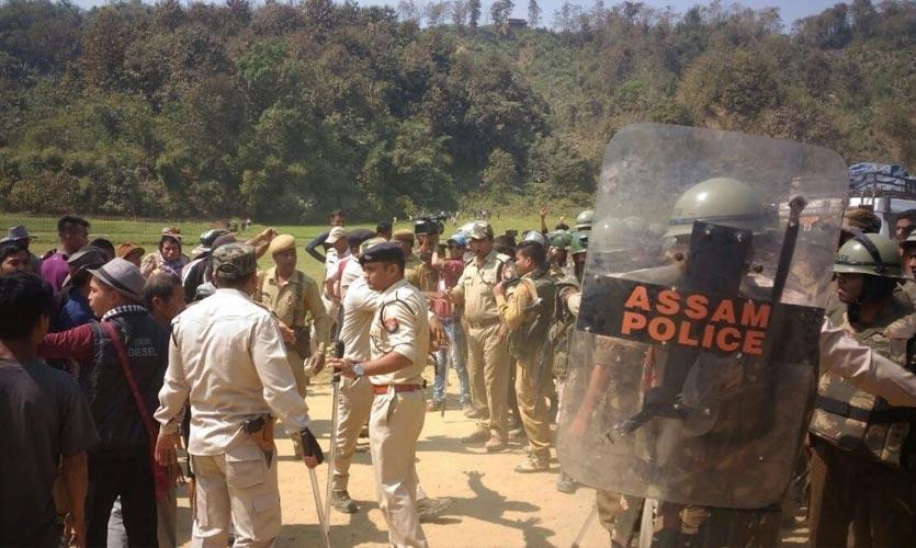 Decoding The Assam-Mizoram Border Dispute