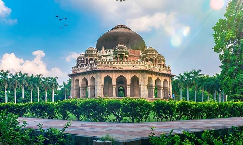 Looking Into Delhi's Long-Standing Love-Affair With Gardens