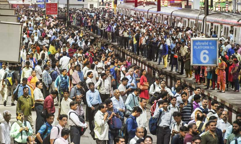 India Embarks On A Population Reduction Journey To Boost Growth