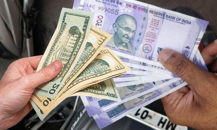Indian Rupee Hits Three Month Low While US Dollar Strengthens