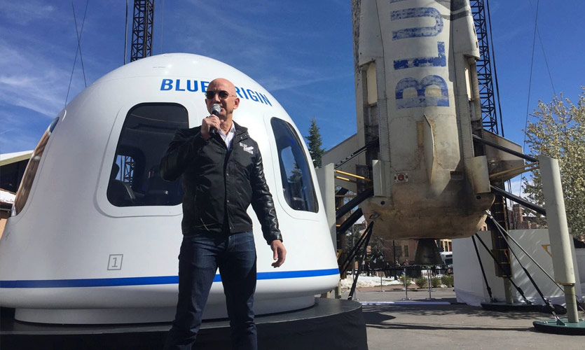 Will The Space Race Led By Billionaires Prove Revolutionary For Mankind?