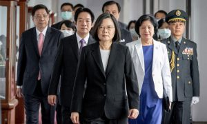 Taiwan Prepares For Cyber War Amid Chinese Military Pressure