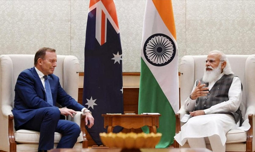 All You Need To Know About Tony Abbott's Visit To India