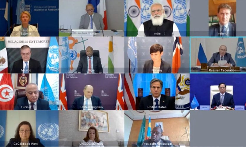 PM Modi Chairs UNSC Debate, Voices Need To Address Maritime Insecurity