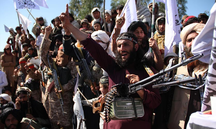Taliban Announces Its Victory In Afghanistan Following Ashraf Ghani's Resignation