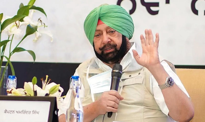 Capt. Amarinder Singh Resigns As Punjab's Chief Minister: Here's What We Know So Far