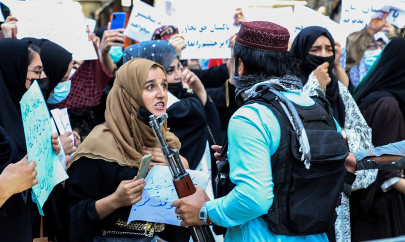 Documentation Of Dissent: Afghan Voices Break Through The Void