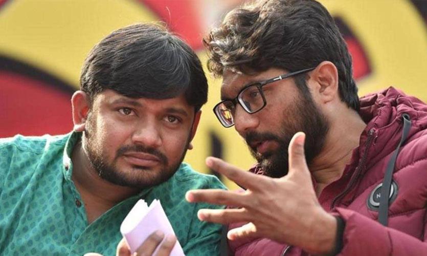 Kanhaiya Kumar And Jignesh Mevani To Join The Congress