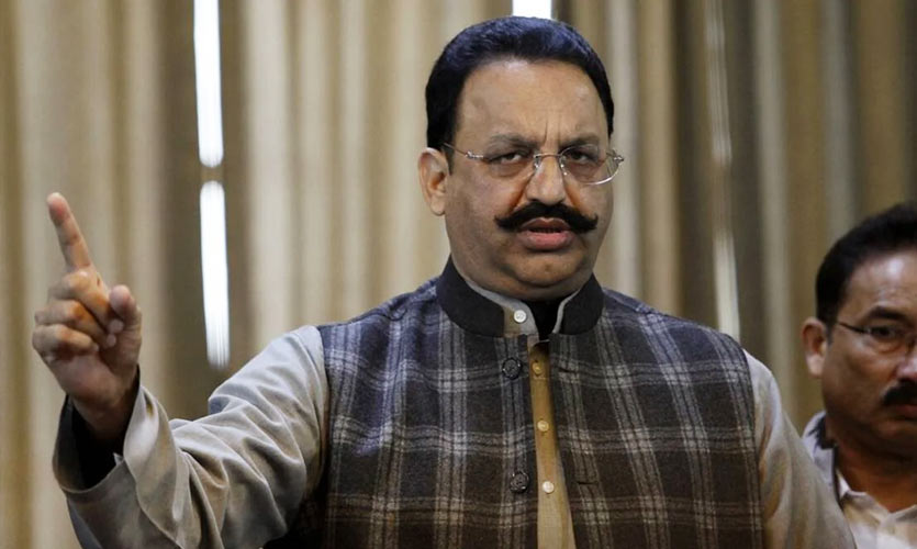 Mukhtar Ansari Offered Party Ticket By The AIMIM After Mayawati's Shunning
