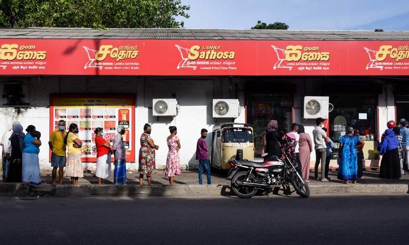 Sri Lanka Faces A Man-Made Food Shortage Emergency