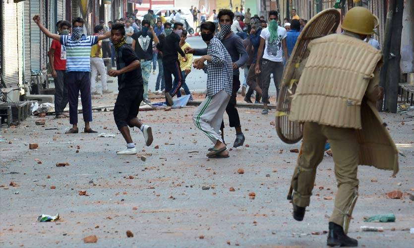 Surge In Foreign Militants In Northern Kashmir Amid The Taliban's Takeover Of Afghanistan