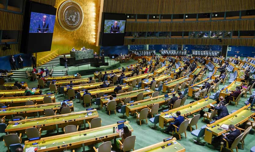 UNGA: What Do World Leaders Have To Say About The Crisis In The Middle East And Afghanistan?