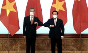 Vietnam And China At Odds Over The South China Sea, Yi Advises Avoiding Escalation