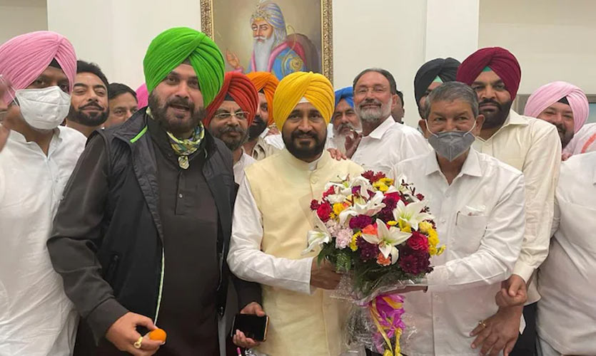Who Is Punjab's New Chief Minister Charanjit Singh Channi?